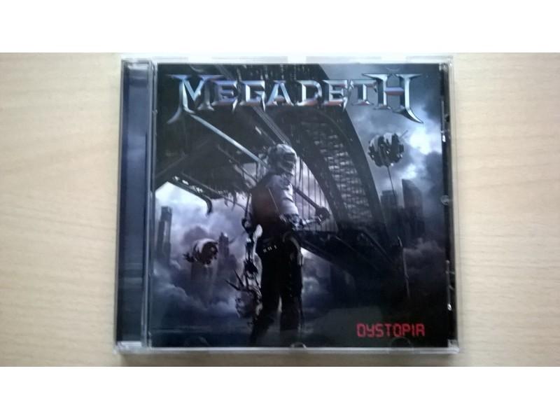MEGADETH- Dystopia