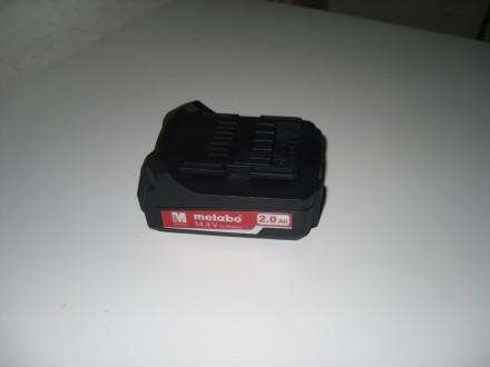 METABO baterija 2A ,14,4V Li ion,klizna,nova iz nemacke