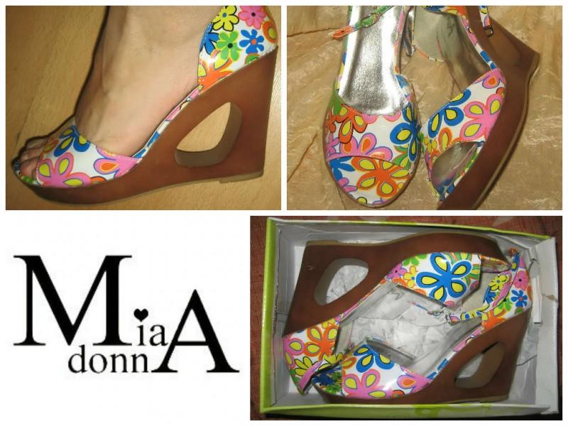 MIA Donna moda sandale VRH