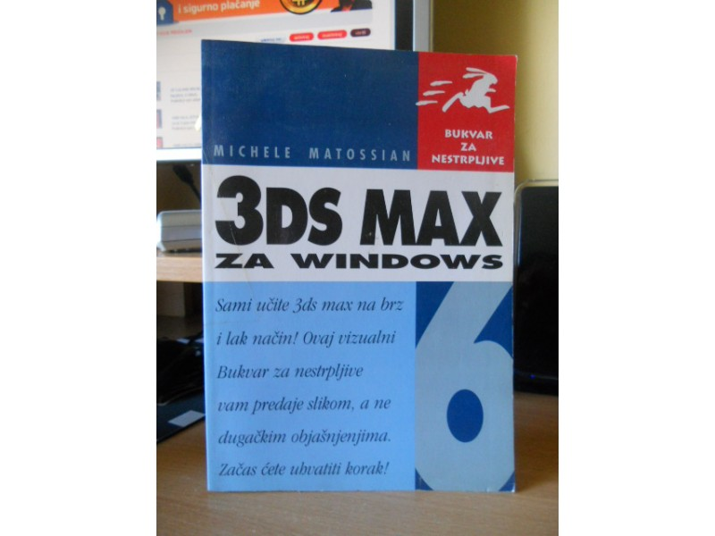 MICHELE MATOSSIAN - 3DS MAX ZA WINDOWS 6