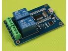 MICRO USB 5V  2-kanalni modul
