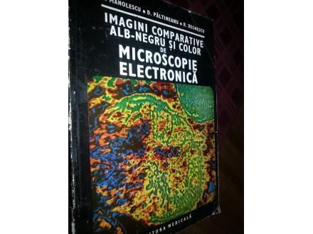 MICROSCOPIE ELECTRONICA