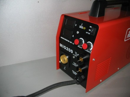 MIG/MAG 200 INVERTER RED STAR