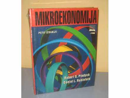 MIKROEKONOMIJA Pindyck / Rubinfeld