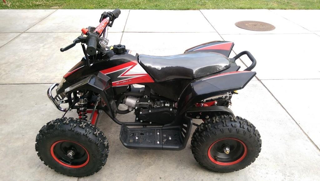 Mini Quad Motor Za Decu Na Benzin Kupindocom 27115469