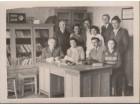 MIONICA / Obilazak biblioteka sreza valjevskog 1955.