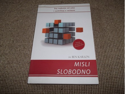 MISLI SLOBODNO - Dr Ben Karson