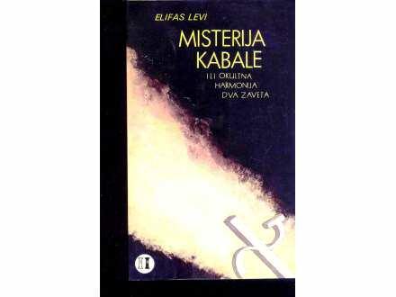 MISTERIJA KABALE - ELIFAS LEVI
