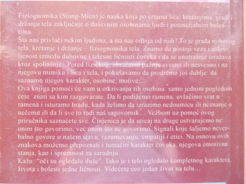 MISTERIJA TELA - SUZANA APOSTOLOV *NOVO*