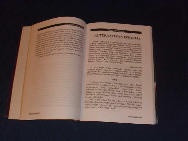 MISTERIJA , broj 12 - 2007.godina