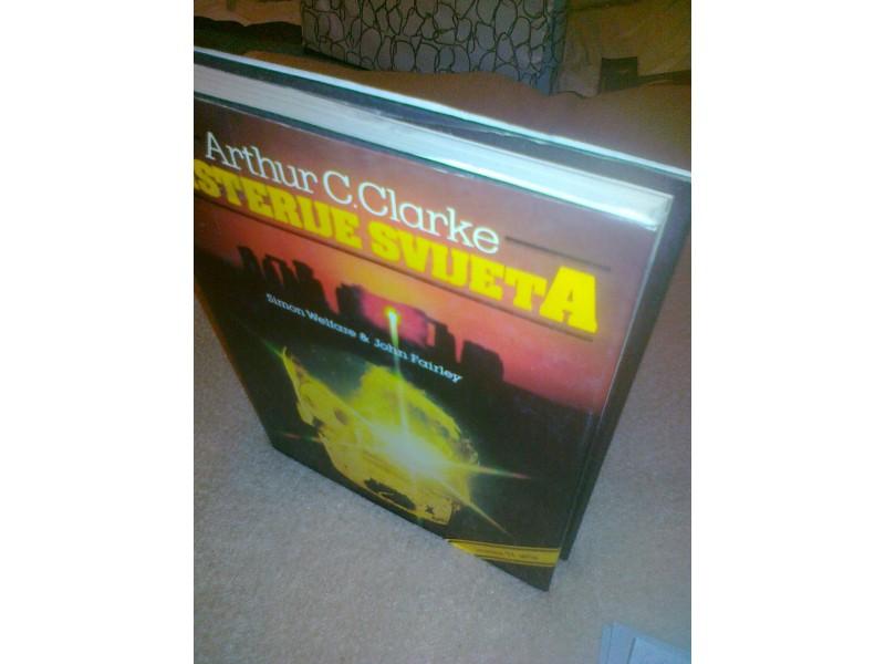 MISTERIJE SVIJETA  Arthur C.Clarke