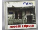 MOGER FOOGER-4TH OF JULY, CD