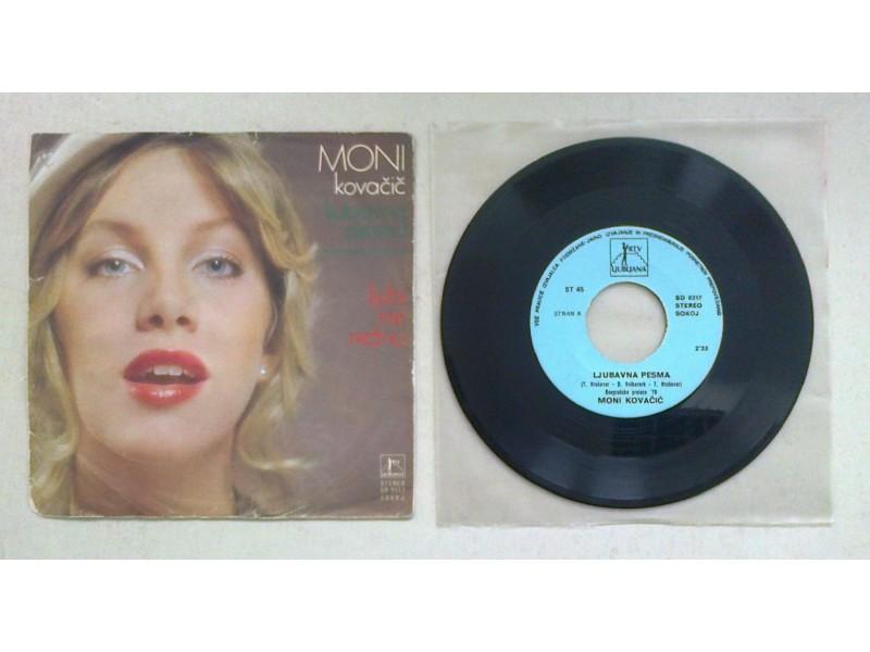 MONI KOVAČIČ - Ljubavna Pesma (singl)