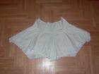 MORGAN, prelepa suknjica beli vez,M