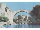 MOSTAR / Stari most 1963. - pre rušenja hrvatskih Zengi