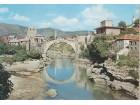 MOSTAR / Stari most 1969. - pre rušenja !!!