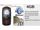 MP3 player 4gb Bluetooth 100 sati muzike