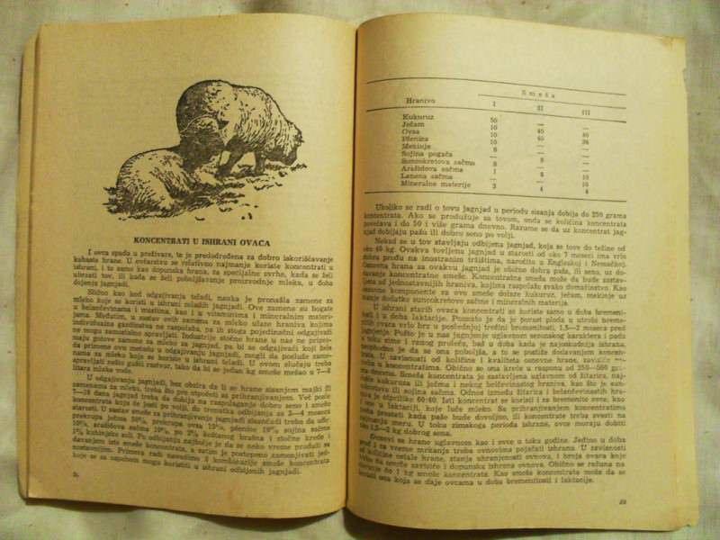 MPB broj 52 - Koncentrati u ishrani stoke