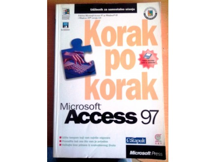 MS Access 97 - korak po korak