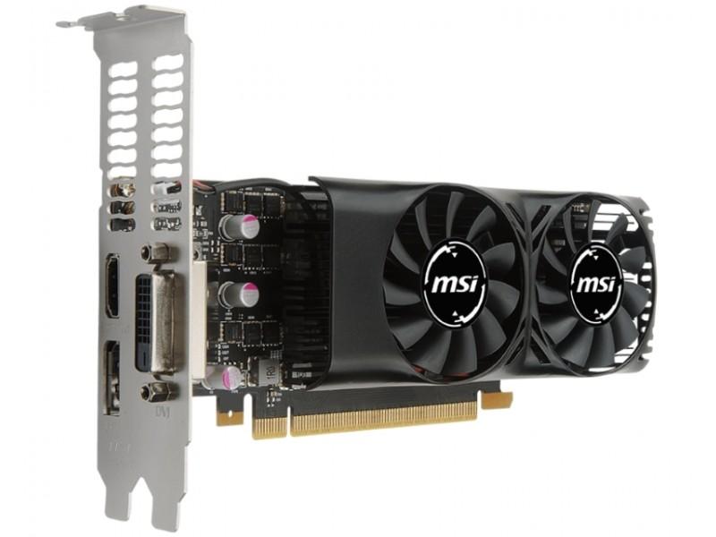MSI nVidia GeForce GTX 1050 4GB 128bit GTX 1050 Ti 4GT OC
