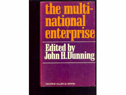 MULTINATIONAL ENTERPRISE JOHN DUNNING