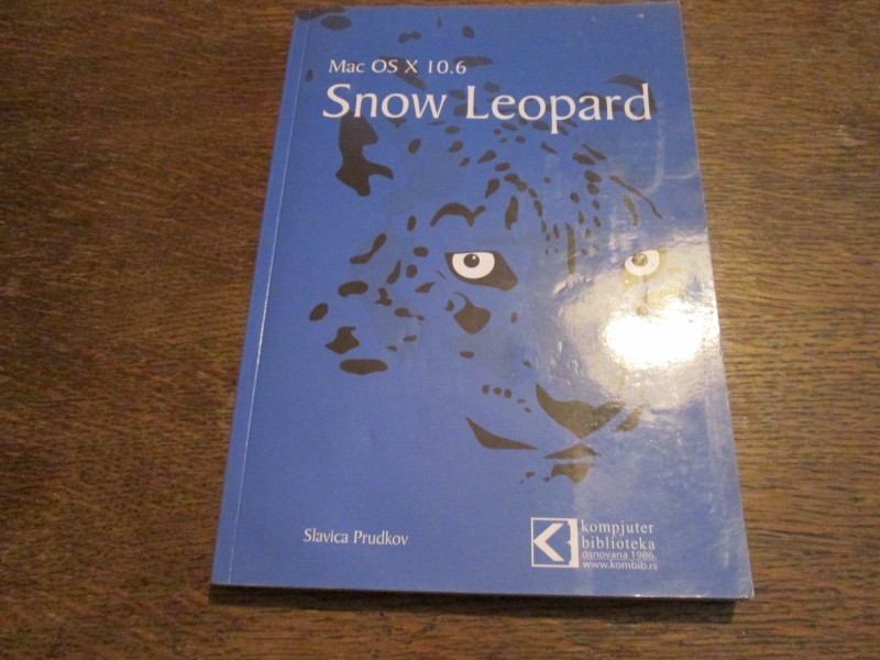 Mac OS X - Snow Leopard