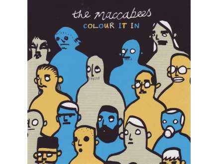 Maccabees, The - Colour It In
