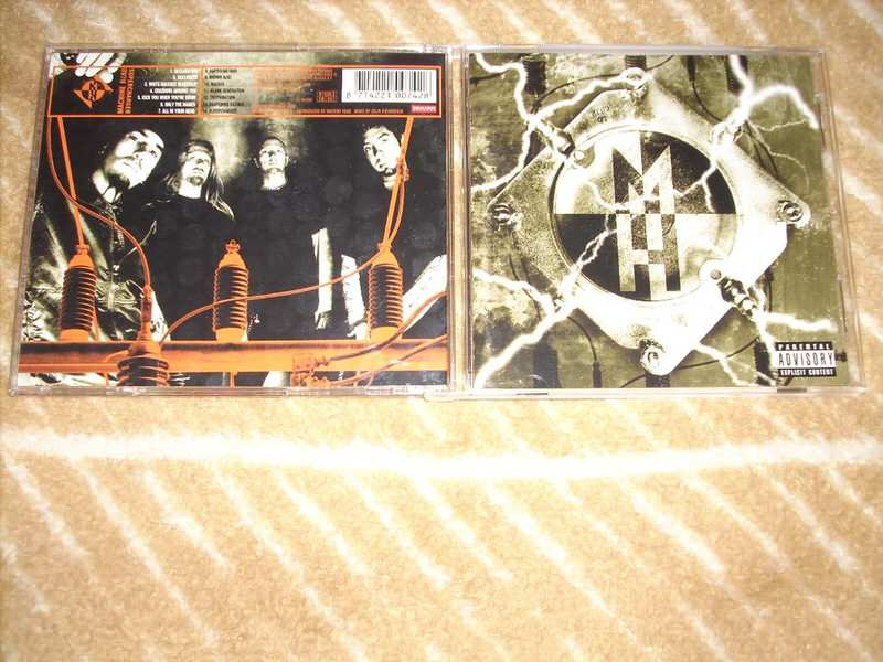 Machine Head - Supercharger CD