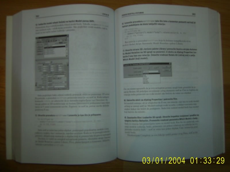 Macromedia Director 8,5 Shockwave studio za 3d