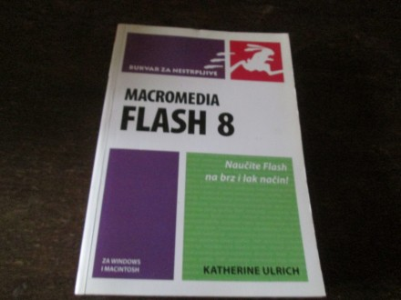 Macromedia Flash 8 Bukvar za nestrpljive