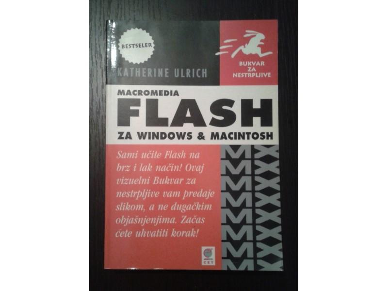Macromedia Flash - Katherine Ulrich