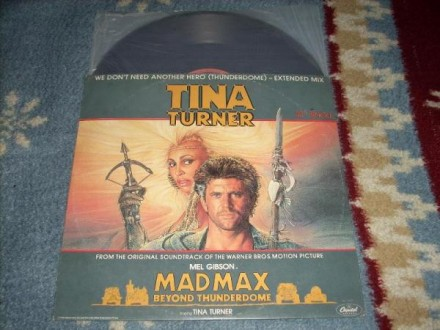 Mad Max Beyond Thunderdome - Original Motion Picture Soundtrack