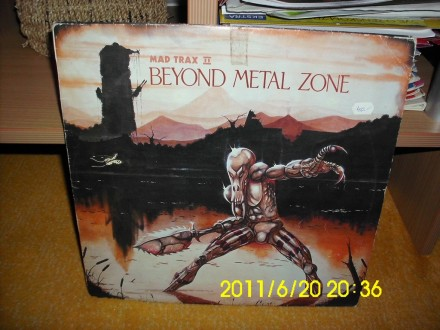 Mad Trax 2 - Beyond Metal Zone