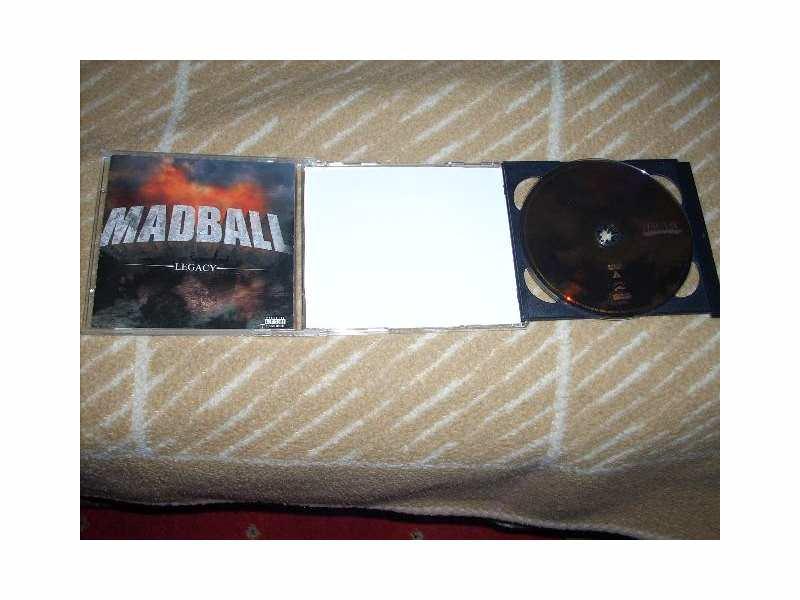 Madball - Legacy CD+DVD