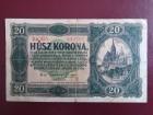 Mađarska 20 korona 1920