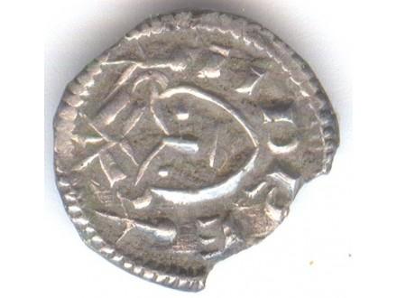 Madjarska denar BelaII 1131/41 EH44
