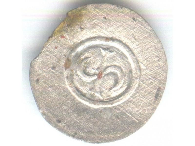 Madjarska denar Istvan Stephen III 1162/1172 EH84 H127