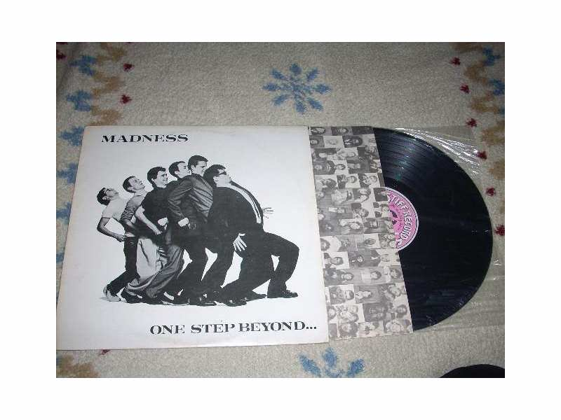Madness - One Step Beyond... LP