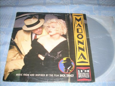 Madonna-I`m Breathless LP