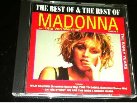 Madonna, Otto Von Wernherr - The Best Of & The Rest Of - Volume 2