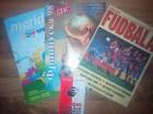 Magazini svetsko prvenstvo 1994, 1998, 2002, 2014 RETKO