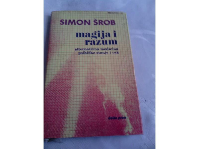 Magija i razum, Simon Šrob