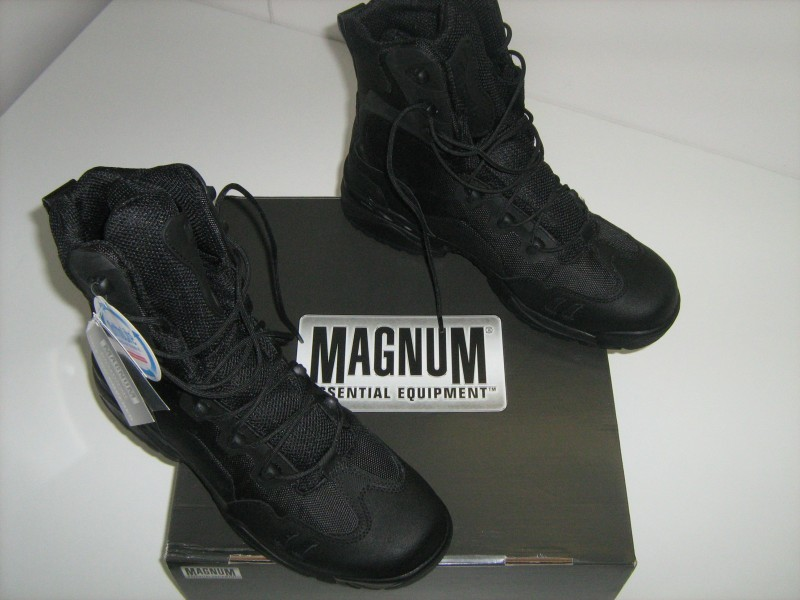 Magnum čizme Spider 8.1 Tac Spec HPi