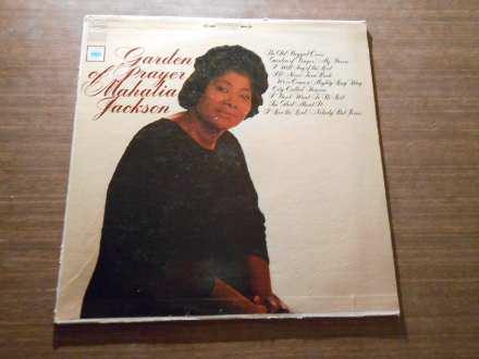 Mahalia Jackson - Garden Of Prayer