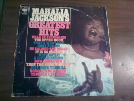 Mahalia Jackson`s Greatest Hits