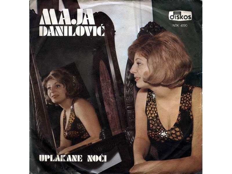 Maja Danilović - Uplakane Noći