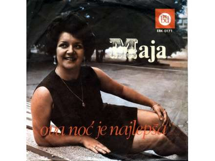 Maja Maleševac - Ova Noć Je Najlepša