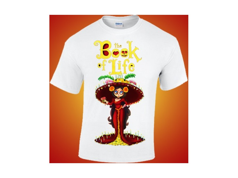 Majica Book of life