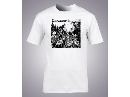 Majica Dinosaur Jr
