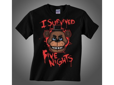 Majica Five Nights At Freddy`s
